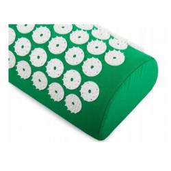 Masažinė akupresūros pagalvė žalia