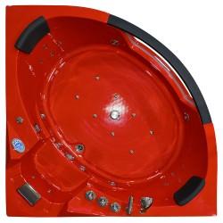 Masažinė Vonia AMO-10632 Red 157x157 cm.
