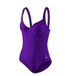 Maudymosi kostiumėlis WOMEN 64791 77 violetinė