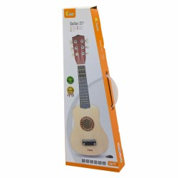 Medinė Vaikiška Gitara ''Viga''