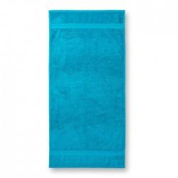Medvilninis Rankšluostis Voniai Malfini Blue Atoll 70x140cm.