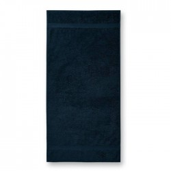 Medvilninis Rankšluostis Voniai Malfini Navy Blue 70x140cm.
