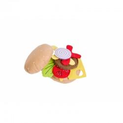 Medžiaginis Hamburgerio Rinkinys Classic World