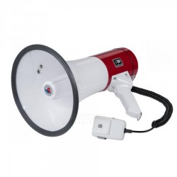 Megafonas DH09 25W su nuimamu mikrofonu