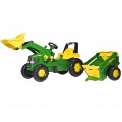 Minamas traktorius John Deere 3-8 metai
