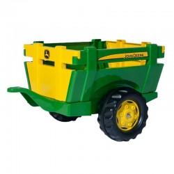 Minamas Traktorius John Deere iš Rolly Toys