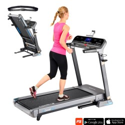 Modernus bėgimo takelis inSPORTline inCondi T70i II (iki 125kg, 3AG)
