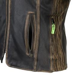 Moteriška moto striukė Jacket W-TEC Kusniqua