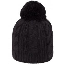 Moteriška žieminė kepurė 4F H4Z18 CAD012 black