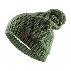 Moteriška žieminė kepurė OUTHORN HOZ18 CAD608 khaki
