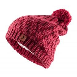 Moteriška Žieminė Kepurė  OUTHORN HOZ18 CAD608 Raudona