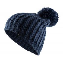 Moteriška Žieminė Kepurė  OUTHORN HOZ18 CAD610 Tamsiai Mėlyna