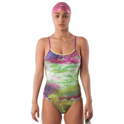 Moteriškas plaukimo kostiumas AQUAFEEL 21649