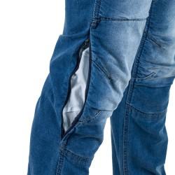 Moteriški Kevlar moto džinsai su apsaugomis W-Tec Lustipa