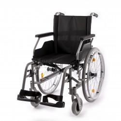Neįgaliojo vežimėlis LightMan Start 04-030-2, 51 cm