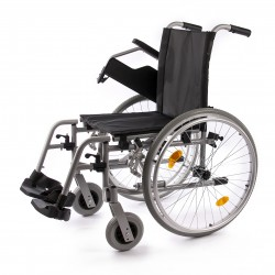 Neįgaliojo vežimėlis LightMan Start 04-030-3, 42 cm