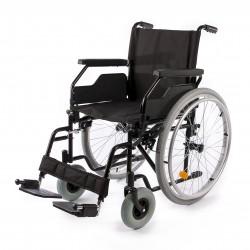 Neįgaliojo vežimėlis SteelMan start 04-020-3, 43 cm