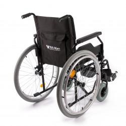 Neįgaliojo vežimėlis SteelMan start 04-020-3, 48 cm