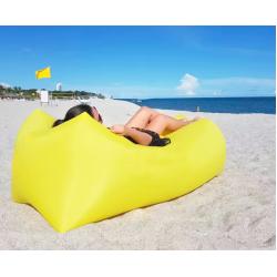 Ormaišis Lazy Bag, geltonas