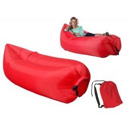 Ormaišis Lazy Bag, raudonas