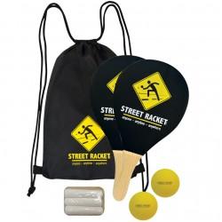 Paplūdimio teniso rinkinys Street Racket 970115