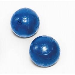Pasunkinti Kamuoliukai Tonkey Therapyball 10cm Mėlyni 2 x 500g