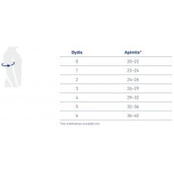 Peties įtvaras EpiTrain® S dešinė