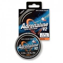 Pintas Valas 4-gijų SG HD4 Adrenaline V2 0.19mm 120m
