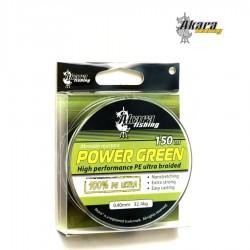 Pintas valas AKARA Power Green 150
