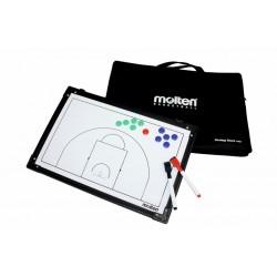 Planšetas krepš treneriui Molten MSBB 45 x 30,5 cm