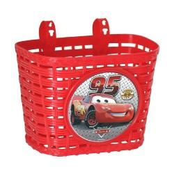 Plastikinis dviračio krepšelis Disney