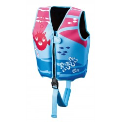 Plaukimo liemenė BECO 9649 15-30kg mėlyna/raudona