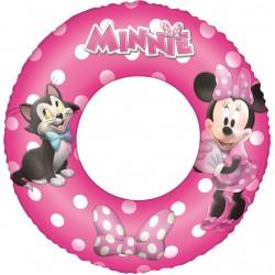 Plaukimo Ratas Bestway Minnie, 56 cm