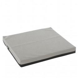 Porolono pagalvėlė vežimėliui, 41x41x5 cm