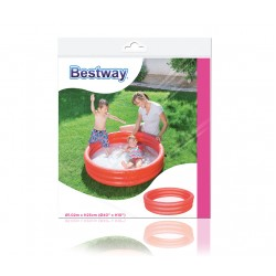 Pripučiamas baseinas Bestway 102x25 cm 51024 5648