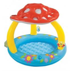 Pripučiamasis vaikiškas baseinas Musmirė Intex, Ø102 cm