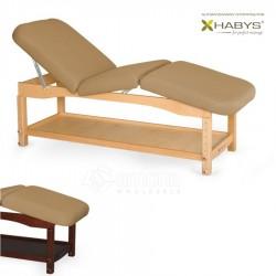 Procedūrinė lova HABYS Nova Komfort ST Light Brown