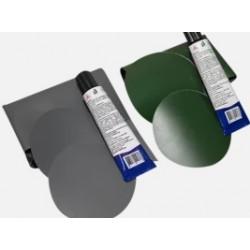 Remonto komplektas PVC valčiai žalia/pilka