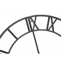 Retro Stiliaus Sieninis Laikrodis