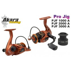 Ritė AKARA Pro Jig PJF2000 5+1BB