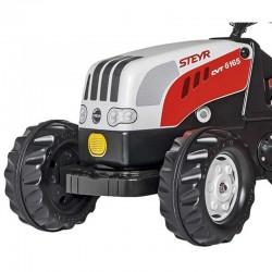 Rolly Toys rollyKid Steyr pedalinis traktorius su priekaba 2–5 metai