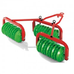 ''Rolly Toys'' ''Walec Cambridge'' traktoriaus diskinė priekaba