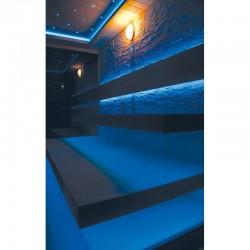 Sauna sausa AMUE-1240 aštunvietė 300x200 cm.