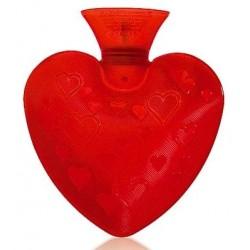 Šildyklė užpildoma vandeniu FASHY Širdelė 0,7l