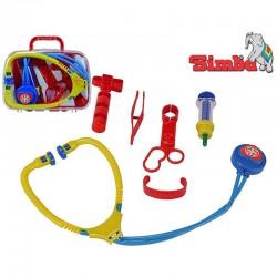 Daktaro Lagaminėlis Su Operacijai Reikalingais Įrankiais Simba