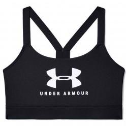 Sportinė Liemenėlė Under Armour Mid Sportstyle Graphic UAR 1351998 001