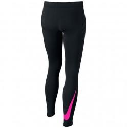 Sportinės kelnės mergaitėms Nike G NSW TGHT Club Logo Junior 844965 013