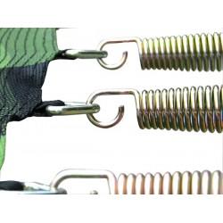 Spyruoklės batutams inSPORTline su kabliuku: 16.8 cm