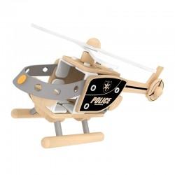 Sraigtasparnis Construction Blocks Iš Classic World