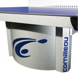 Stacionarus lauko stalo teniso stalas Cornilleau 510 M Crossover PRO - Blue